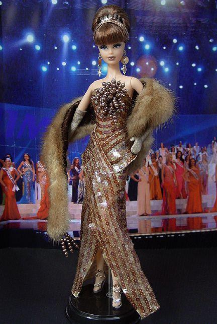 OOAK Barbie NiniMomo's Miss West Virginia 2011