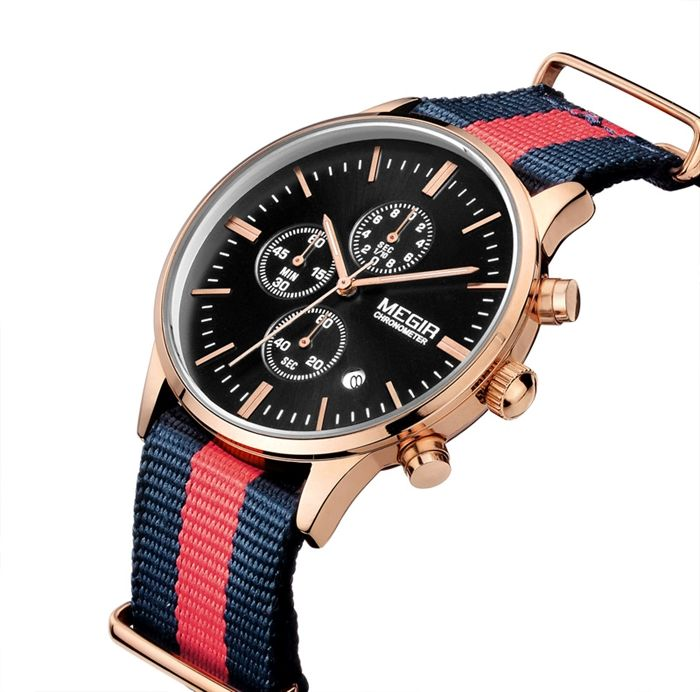 Herreur - MEGIR Sailor Rose Gold