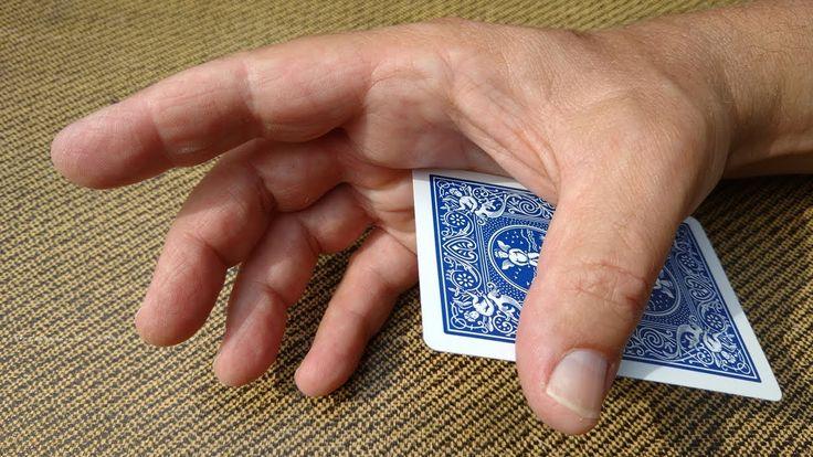 pinshawn mcdowell on magic  card tricks learn card