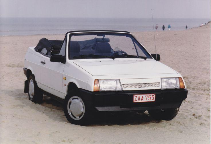 Lada Samara Cabrio 1994 (Brussels Salon)