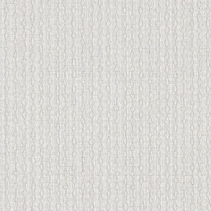 Makah - Luminous | Makah is a panel fabric with an organic grid that appears as an interlaced overlay above a striated ground. The ground features a randomly shifting repeat resulting in a multi-tonal variegated look. The scale of the grid pattern reads as an expanded texture from all vantage points and looks great close up as well as from a distance. This panel fabric is 100% recycled polyester and comes in both warm and cool neutrals.