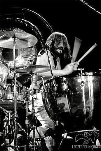 """John """"Bonzo"""" Bonham  (31 May 1948 – 25 September 1980) was an English drummer, musician and songwriter, best known as the drummer for the British rock band Led Zeppelin."""