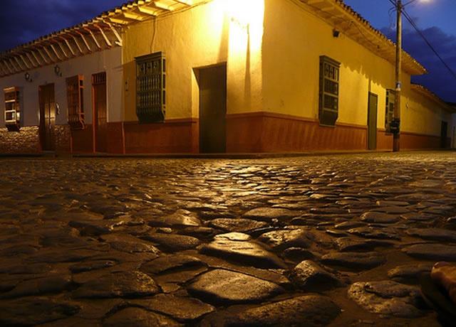 Empedrado de Santa Fe de Antioquia