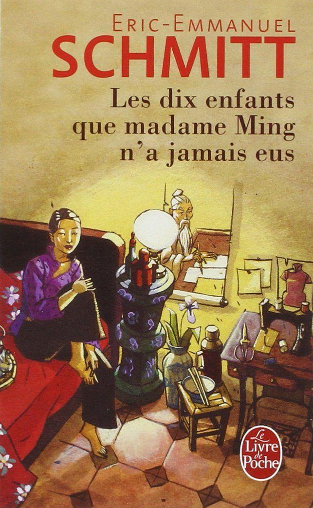 Amazon.fr - Les Dix enfants que Madame Ming n'a jamais eus - Eric-Emmanuel Schmitt - Livres