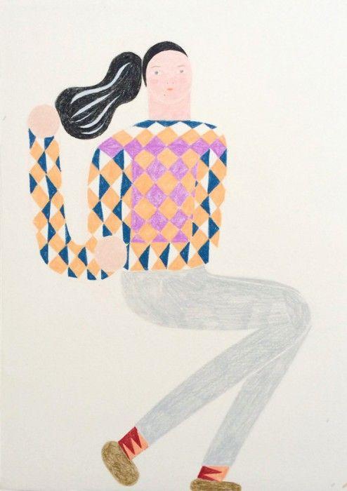 Illustration by Miju Lee