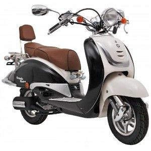 17 best ideas about retro scooter on pinterest vespa. Black Bedroom Furniture Sets. Home Design Ideas
