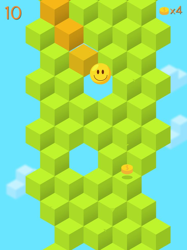 OMG! I scored 10 points in QUBES! #qubes