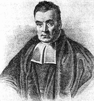 "Reverand Thomas Bayes. English Mathematician. Presbyterian Minister.  Formulated the complex theorem called ""Bayes Theorem"" that had little practical use in his lifetime, but today it is used in weather forecasting, astrophysics and even stock market analysis."