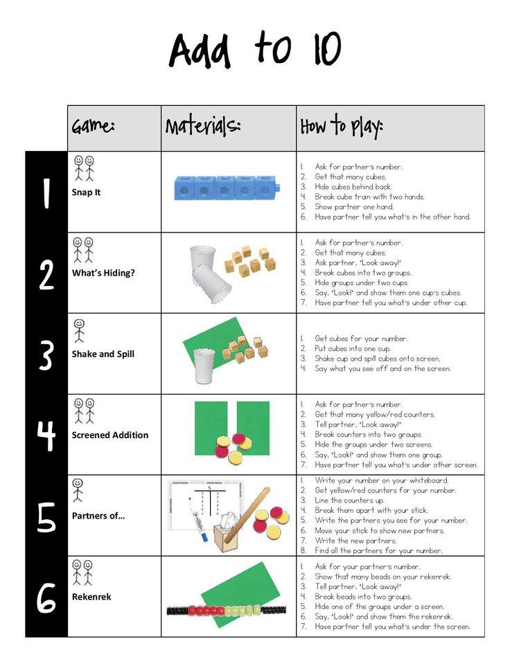 27 best Math Intervention images on Pinterest | Elementary schools ...