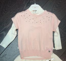#baby #meisjes #roze #coltrui www.kieke-boe.nl #silvianheachkids #babykleding