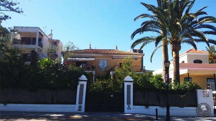 """Villa María Julia. El estilo #afrancesado de cada una de estas #villas de Benicàssim, así como la presencia en ellas de personajes reconocidos de la alta sociedad, generaría el apodo de #Benicàssim como el """"Biarritz de #Levante""""."""