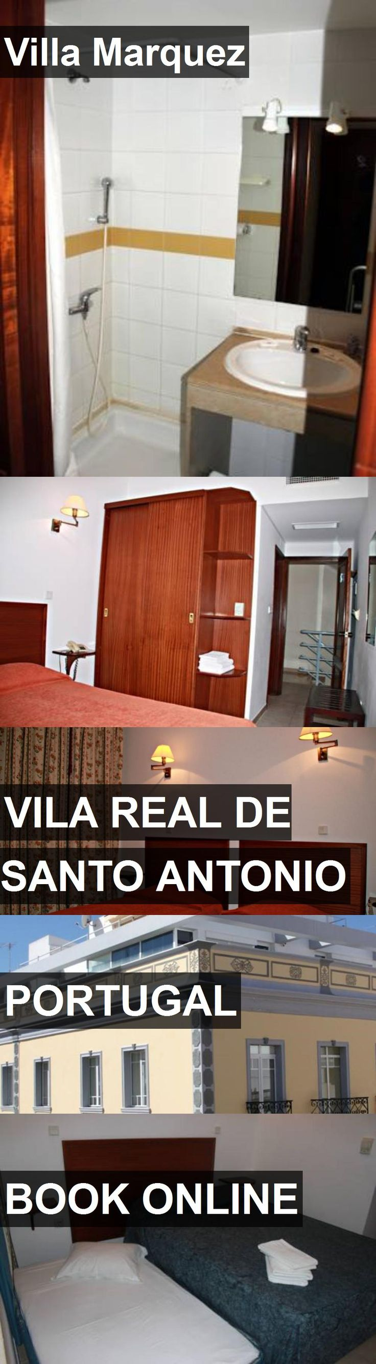 Hotel Villa Marquez in Vila Real de Santo Antonio, Portugal. For more information, photos, reviews and best prices please follow the link. #Portugal #VilaRealdeSantoAntonio #VillaMarquez #hotel #travel #vacation
