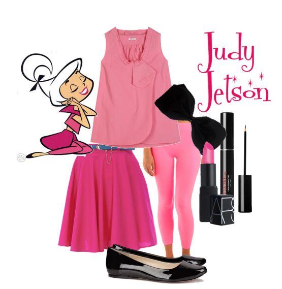 just flew the coop classic cartoon ladies halloween - Judy Moody Halloween Costume