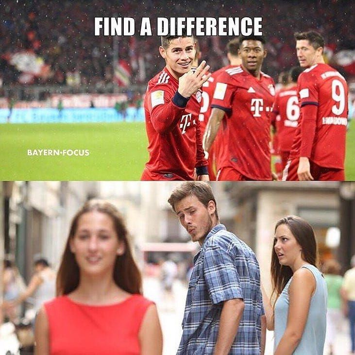 Watch The Best Youtube Videos Online Can You Find A Difference Between These Photos I Could Not Me Love Insta Football Memes Ronaldo Memes Soccer Memes