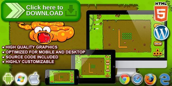 [ThemeForest]Free nulled download Snake - HTML5 Game from http://zippyfile.download/f.php?id=54089 Tags: ecommerce, android game, Animals Game, arcade game, browser game, classic, classic game, fruit, iOS GAME, level, mobile game, nokia 3310, nokia game, puzzle, retro game, snake