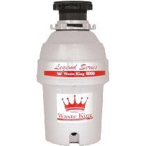 DEAL OF THE DAY - Waste King Legend Series Continuous-Feed Garbage Disposal - $87.97! - http://www.pinchingyourpennies.com/deal-of-the-day-waste-king-legend-series-continuous-feed-garbage-disposal-87-97-2/ #Amazon, #Garbagedisposal