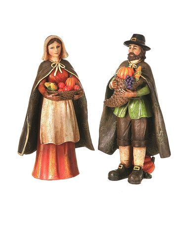 Pilgrims, Figurine and Couple on Pinterest