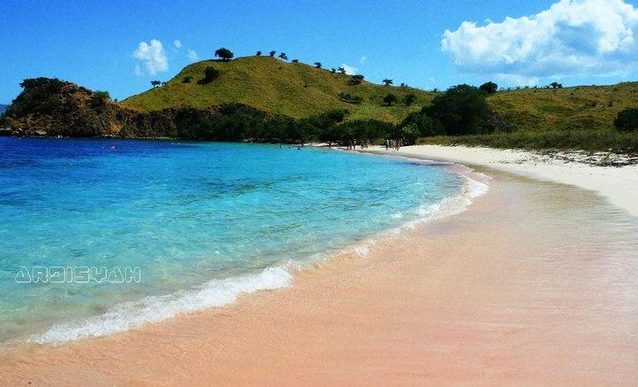 Pink Beach - Flores -