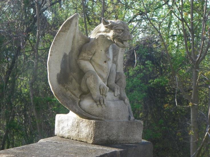 Gargoyle Waverly Hills Sanatorium