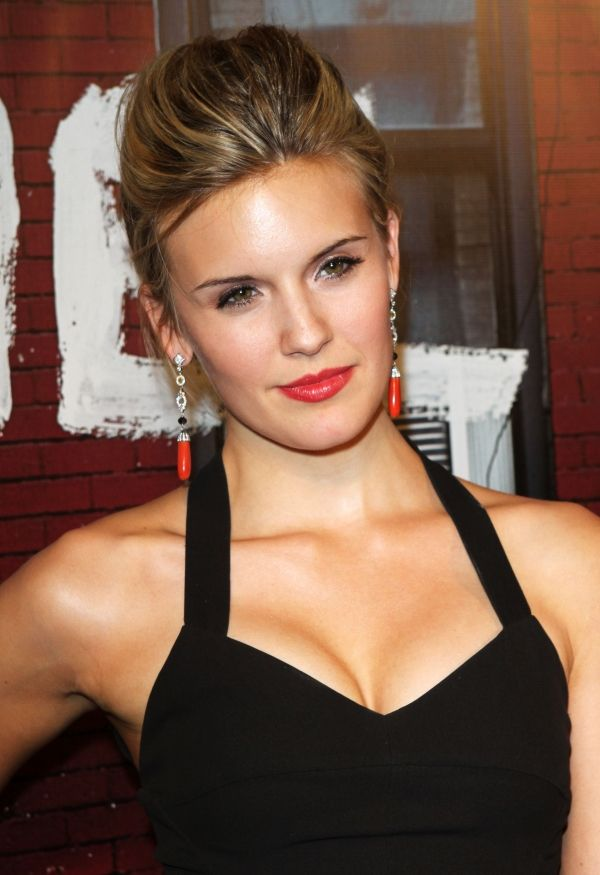 Scrumptious and Sexy Maggie Grace