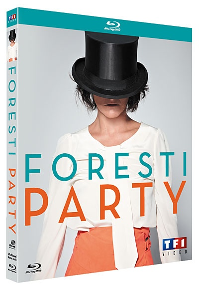 Foresti Party - Blu-Ray / Done