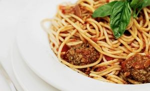 Groupon - Prix Fixe Italian Dinner for One, Two, or Four at Focaccia Restaurant (Up to 50% Off) in Downtown Toronto. Groupon deal price: C$11