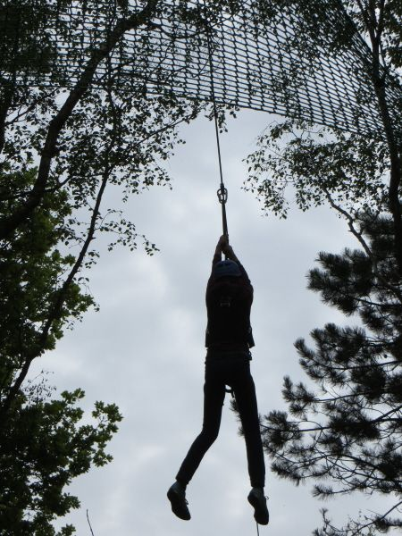 Alton Towers Tree Top Quest; Top Tips