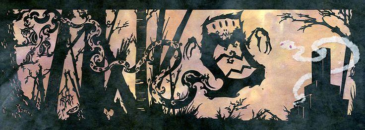 The 2012 Cut Paper Art Calendar by Patrick Gannon — Kickstarter