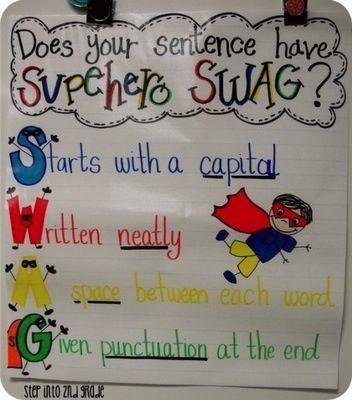 "I can't wait to teach! ""Superhero Swag!"" Elementary School Teacher! Image only"