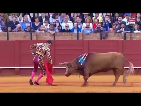 12ª de la Feria de Abril, Real Maestranza de Sevilla - Manzanares - http://www.feriadeabrilsevilla.com/manzanares-sevilla-14-abr-2016-ii/
