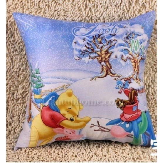 Winnie The Pooh Winter