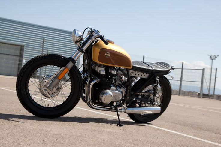KAWASAKI KZ550 CAFE RACER - Google Search