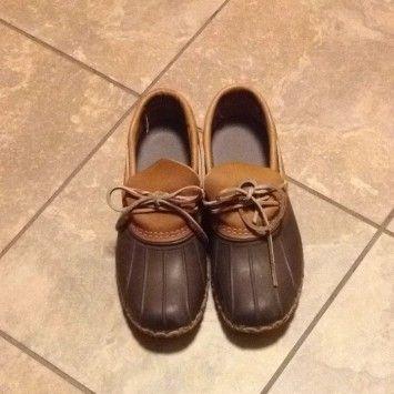 Bean Brown Boots $44.50