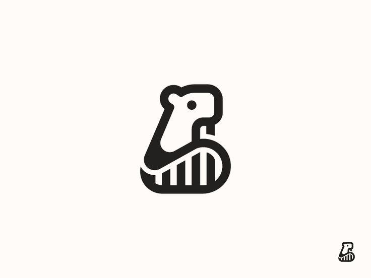 Beaver logo by Skirmantas Raila #Design Popular #Dribbble #shots