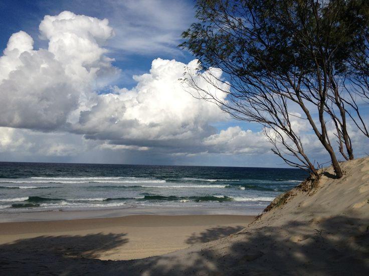 Main Beach , Gold Coast, QLD, Brisbane 2007 Summer with KMU friends