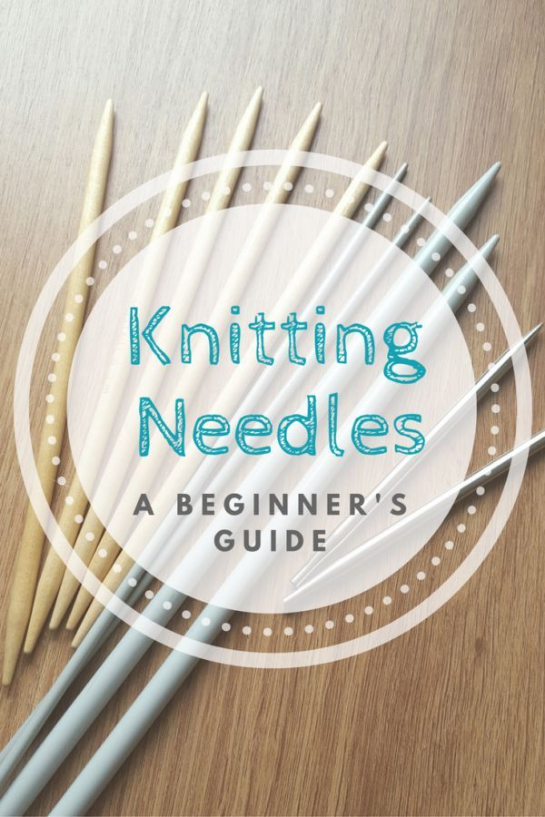How much do you know about knitting needles? Do you know your DPN's from your circulars? Your single points from your cables? Your fixed from your interchangeables? If you do, awesome! You're already one step ahead! If not, have no fear, knitting jargon a