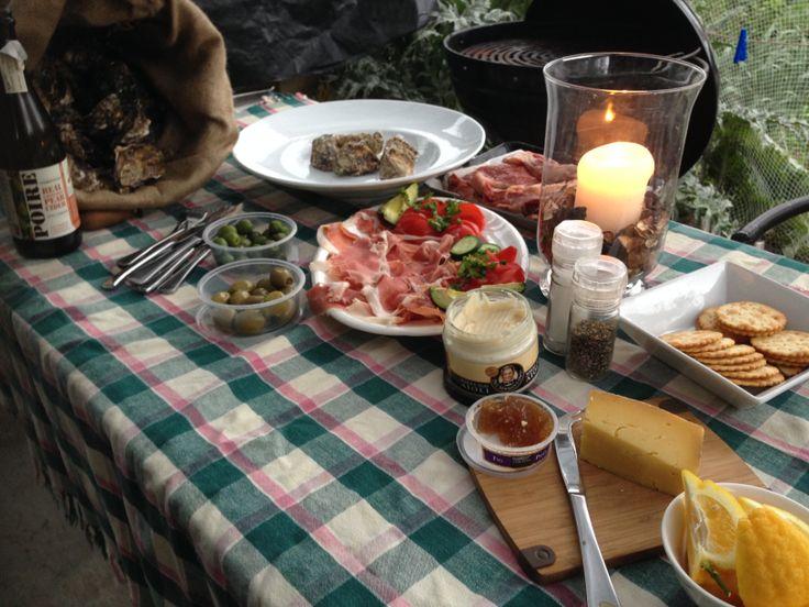 Tasmanian Dinner