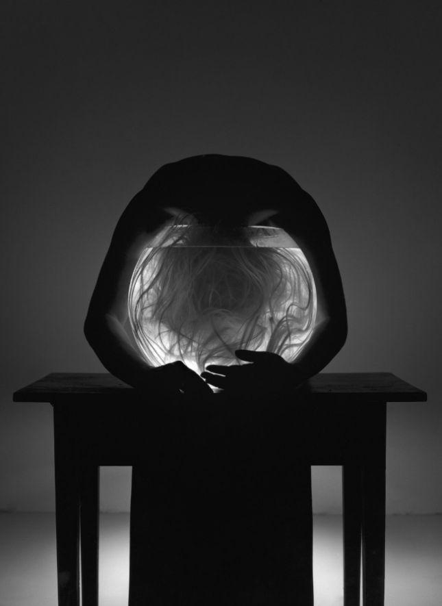 """""""Sólo el conocimiento que llega desde dentro es el verdadero conocimiento."""" Sócrates (470 AC-399 AC) Filósofo griego. (sintoniza tu mente con tu vientre)  by Laurence Demaison"""