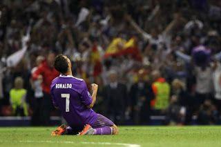 Toyin Adebayo's Blog: Cristiano Ronaldo: Champions league top scorer Sin...