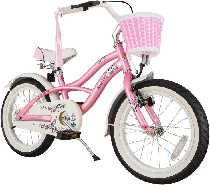 bike star 16 pouces v lo pour enfants cruiser. Black Bedroom Furniture Sets. Home Design Ideas