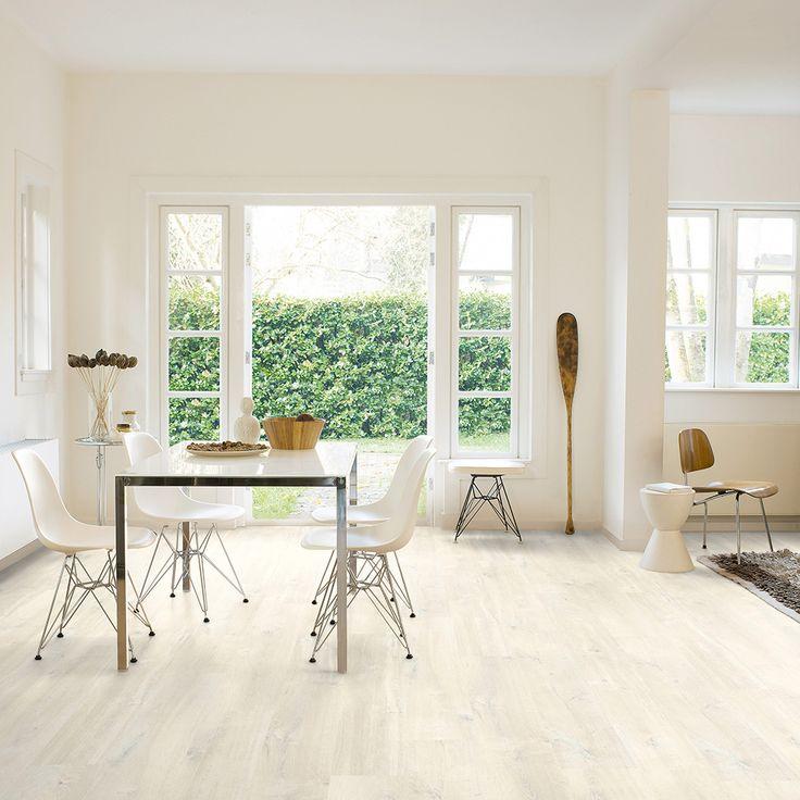 Prachtige Quick-Step Creo laminaatvloer voor elke woonstyle en interieur! www.cavallo-floors.nl