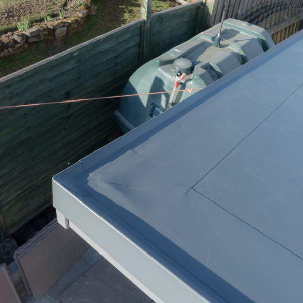 Sika Sarnafil Single Ply Roof Membrane Contemporary Modern Flat Roof Design Flat Roof Design Summer House Roof Design