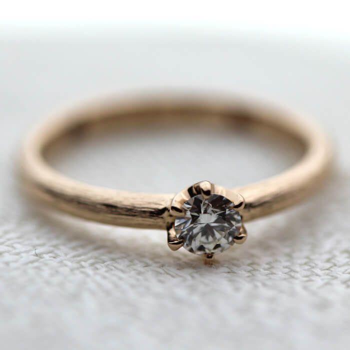 オーダーメイド婚約指輪 オーダーリング024   婚約指輪のオーダーメイドはithイズマリッジ