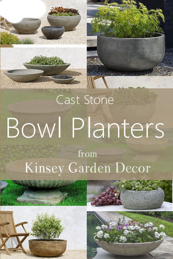 Kinsey Garden Decor Outdoor Plant Pots For Porch Patio Container