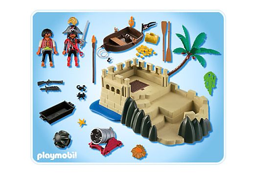 4007 - Superset Repaire des pirates - PLAYMOBIL® France