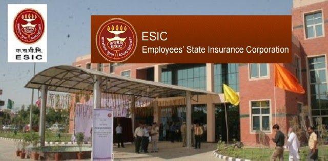 Esic Hospital J K Recruitment 2018 Applications Invited For 7