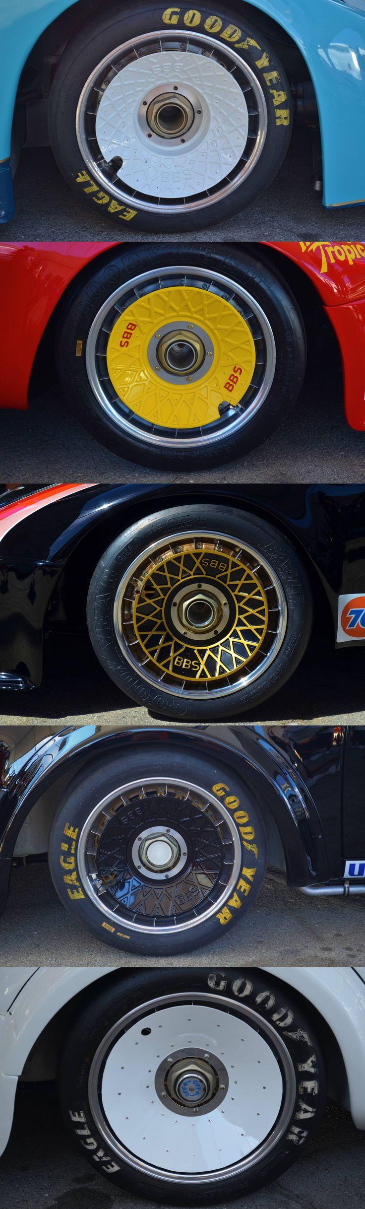 BBS wheels turbo fans