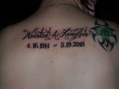 25 best ideas about grandfather memorial tattoos on pinterest memorial tattoos grandma rip. Black Bedroom Furniture Sets. Home Design Ideas