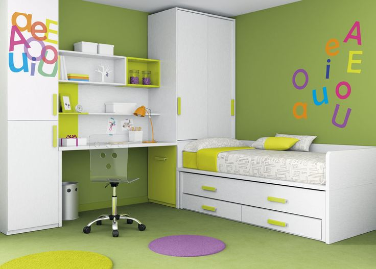 20 best Habitaciones Infantiles images on Pinterest | Kids rooms ...