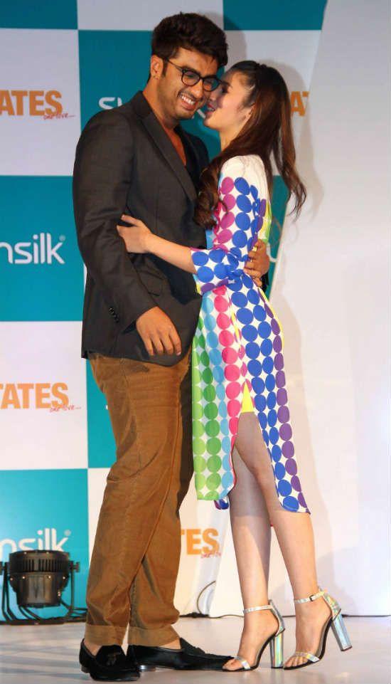 Alia Bhatt Is Better Kisser Than Parineeti Chopra: Arjun Kapoor